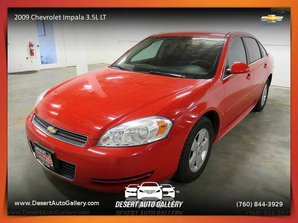 This 2009 Chevrolet Impala 3.5L LT Luxury is PRICED TO SELL!