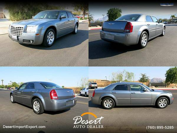 Dont miss this 2006 Chrysler 300 Touring Leather Seat Luxury!