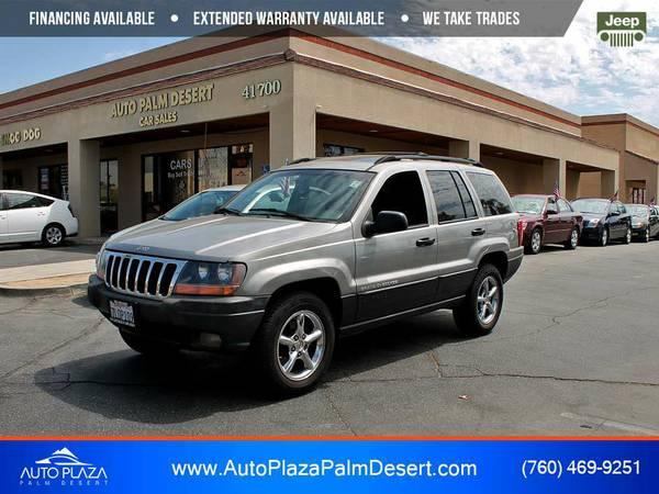 *2001* *Jeep* *Grand Cherokee Laredo* $124 /mo
