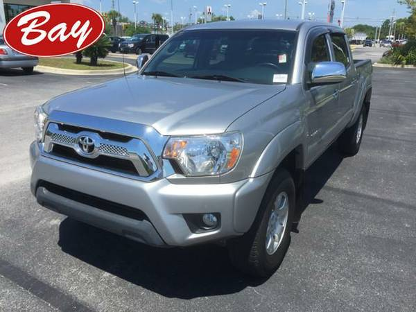 2014 *Toyota Tacoma* - (Magnetic Gray Metallic) 6 Cyl.