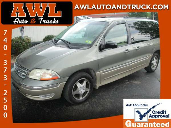 2000 Ford Windstar SEL, BUY HERE PAY HERE !!