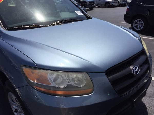 2009 Hyundai Santa FE GLS, Auto, 6 Cyl, 128K