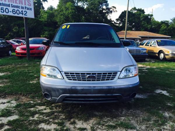 2001 Ford Windstar, Low miles 2 owners