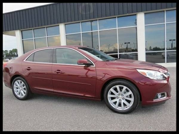 2015 Chevrolet Malibu Red **Great Price Online!!**