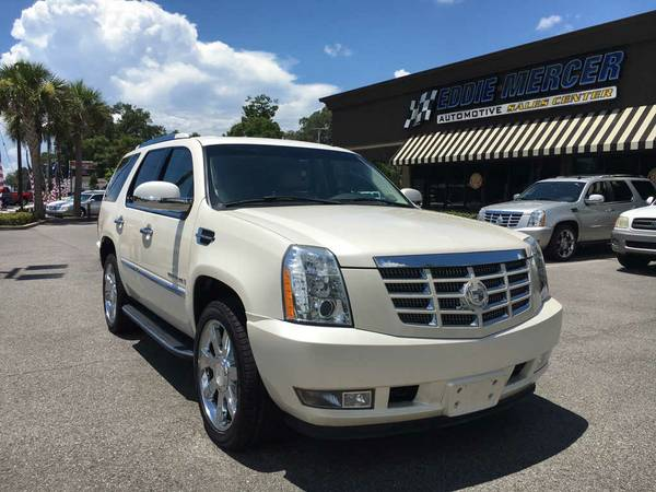2008 Cadillac Escalade White Diamond Tricoat SEE IT TODAY!