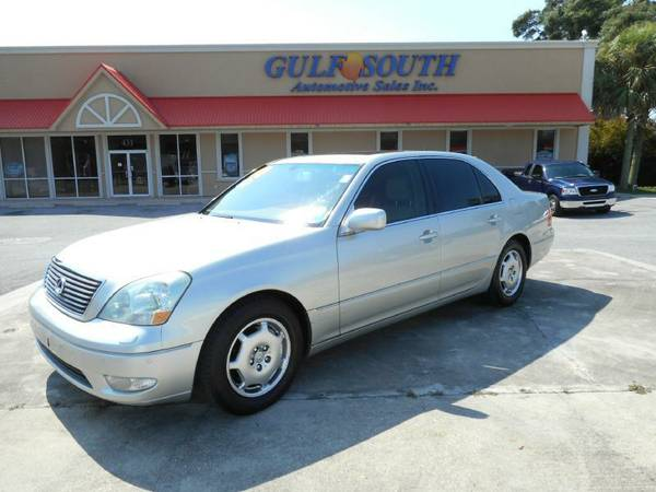 2002 Lexus LS 430 ** Check Out This Deal!! **