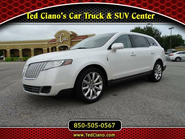 2010 Lincoln MKT ~ 3rd Row Luxury!! Hard To Find This Ride!!