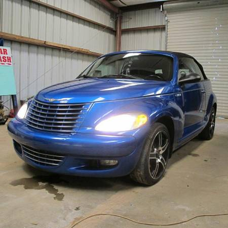 2005 *CHRYSLER* *PT* *CRUISER* GT
