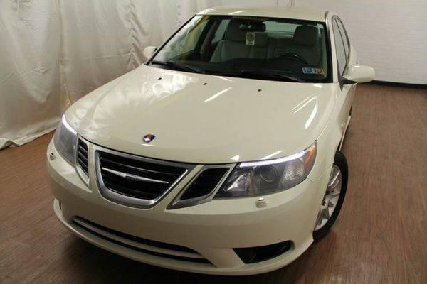 2008 *Saab* *9-3* 2.0T 4dr Sedan