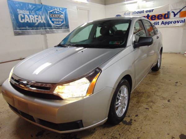 Ford Focus SE Everyone Approved Your Job is Your Credit !!!