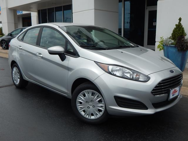 Used 2016 Ford Fiesta S