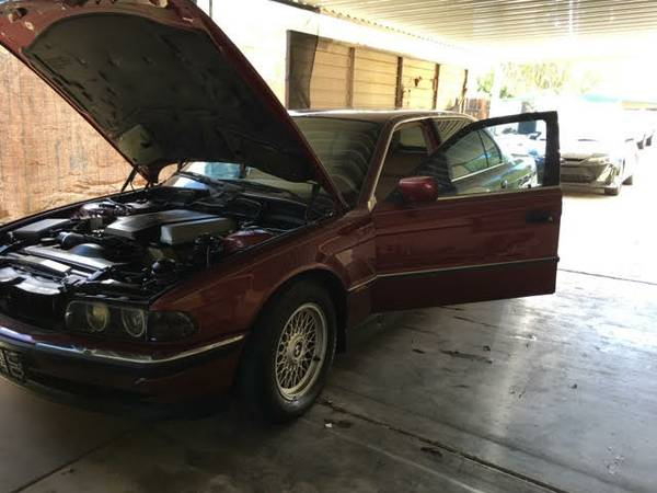 1998 740IL BMW