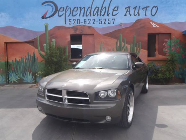 2010 DODGE CHARGER- $500 DWN O.A.C- STOP BY TODAY FOR AN APPROVAL!!