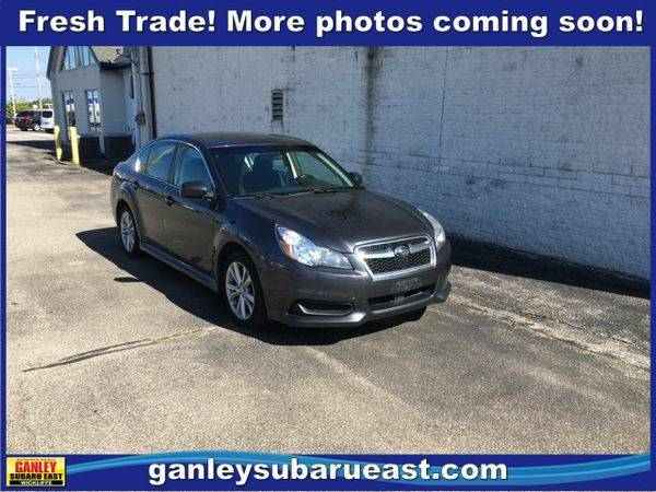 2013 *Subaru* *Legacy* 2.5i - Ganley Subaru! Call or Text.
