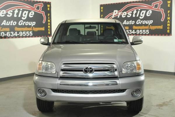 2006 Toyota Tundra-4WD, 4.7L i-Force V8 Engine, Free Warranty!