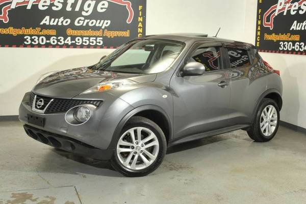 2012 Nissan JUKE-1.6L Turbo Engine, 1-Owner Clean Carfax with WARRANTY