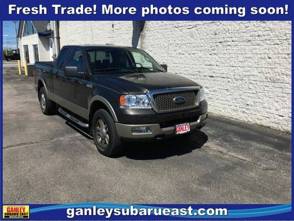 2005 *Ford* *F-150* *F 150* *F150* Lariat - Ganley Subaru! Call or...