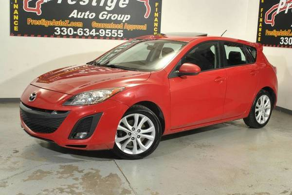 2011 Mazda3-1-Owner Clean CARFAX, Free 6 Month Warranty!