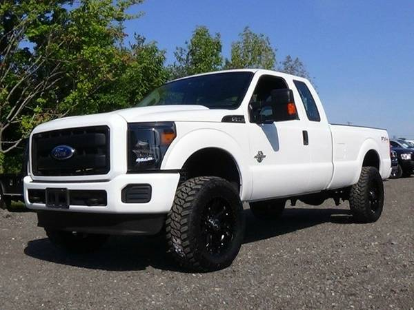 2011 Ford F250 _ 6.7 Diesel _ Lifted _ Deleted _ H&S