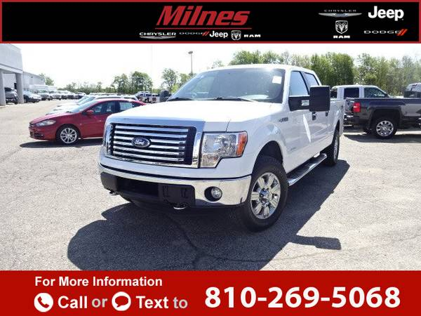 2011 *Ford* *F-150* 44k miles