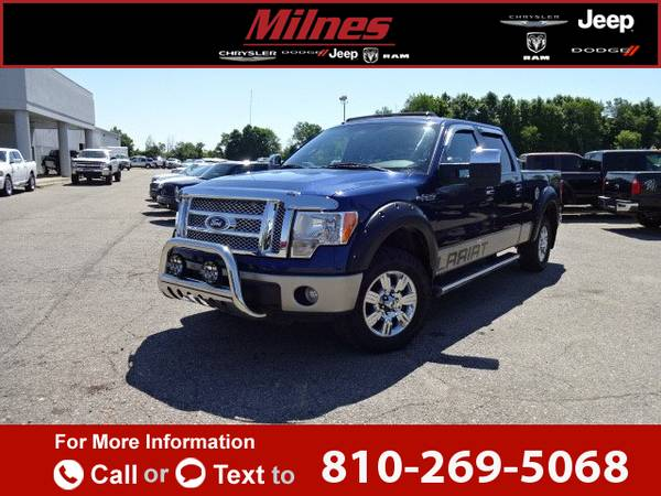 2010 *Ford* *F-150* 67k miles