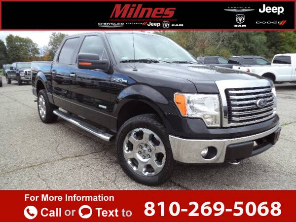 2012 *Ford* *F-150* 92k miles