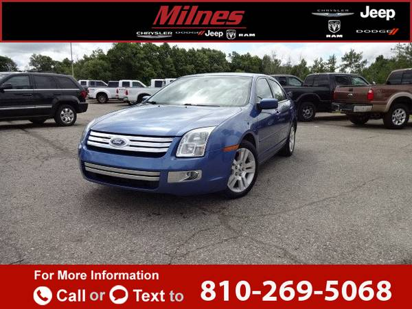 2009 *Ford* *Fusion* *SEL* 112k miles