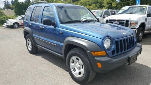 2006 *Jeep Liberty* * 4WD * SUV * Gorgeous w/ LOW MILES