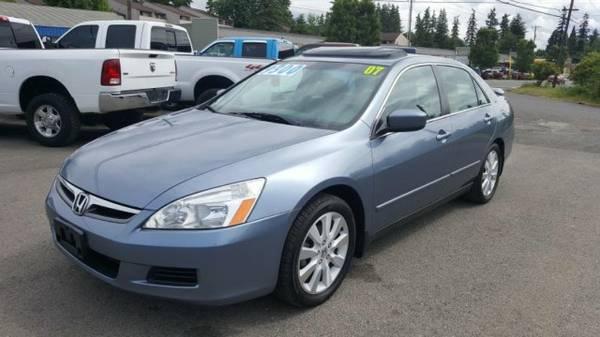 2007 *Honda Accord* * SUPER CLEAN * Clean Title / SHARP & RELIABLE