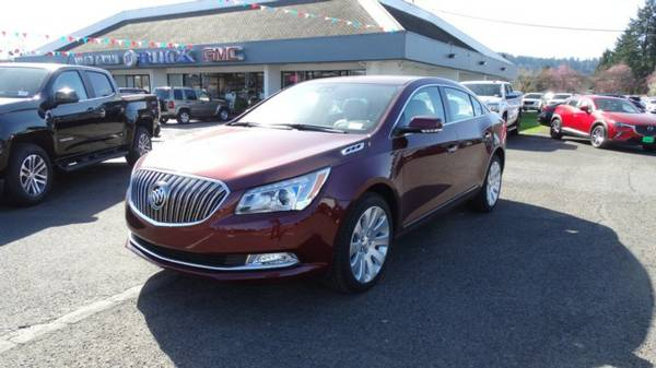 2016 *Buick* *LaCrosse* ** 4 Door Sedan