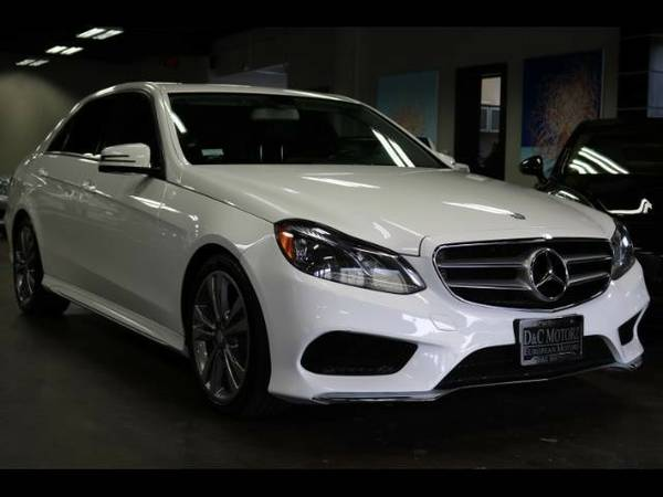 2014 *Mercedes-Benz* *E-Class* *E350 Sport Nav Htd/Cooled Seats Just...