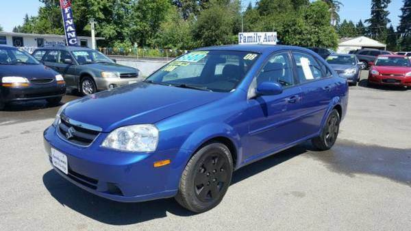 2008 *Suzuki Forenza* / Wonderful Gas Saver / GREAT DEAL!!!