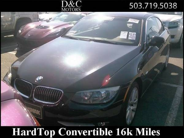 2013 *BMW* *3-Series* *328i HardTop Convertible Htd Seats 16k Miles*...