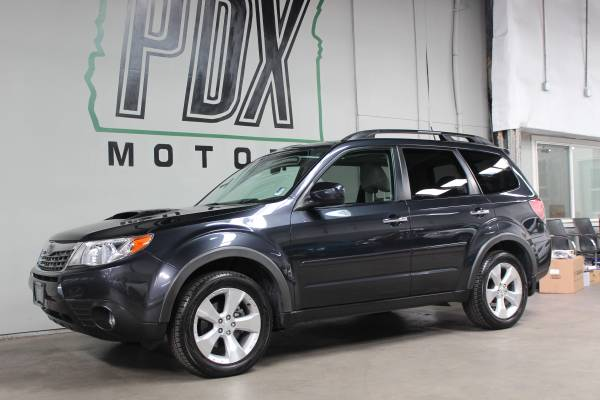 2009 Subaru Forester 2.5XT Limited AWD SUV / 1 OWNER! / SERVICED!
