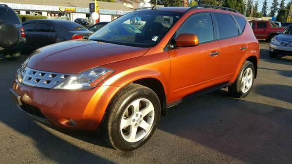 2005 *Nissan Murano* *GORGEOUS AWD SUV* Crossover * *LOW MILES* *