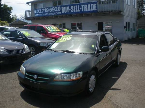 2000 Honda Accord EX! Loaded !! Runs and Drives AWESOME!!!