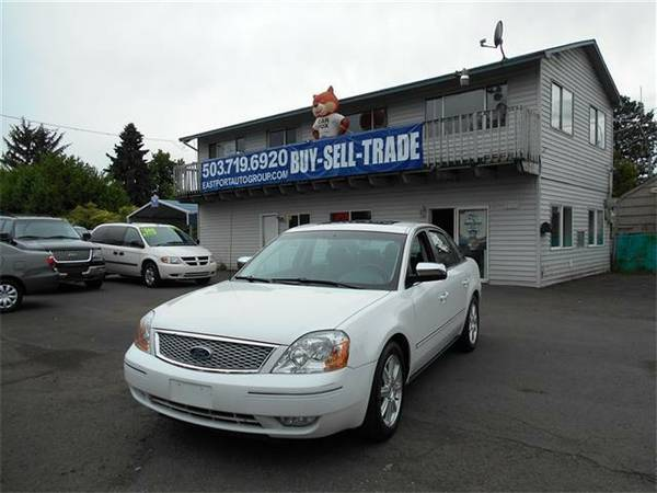 2005 Ford Five Hundred Limited LOW MILES !! ONE OWNER !!