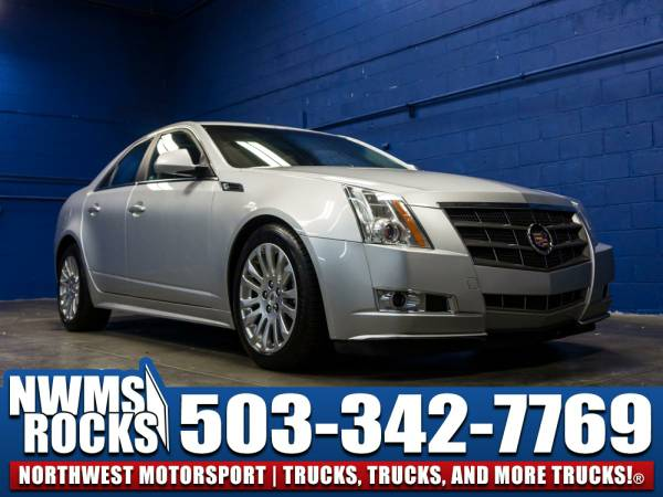 2010 *Cadillac CTS* Performance AWD - *LUXURY SEDANS HERE* 2010...