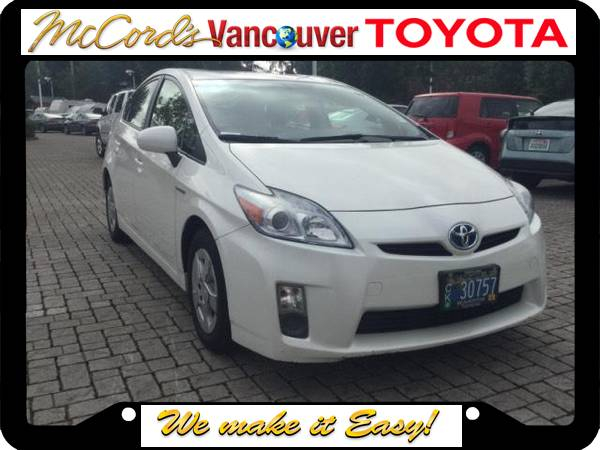 2010 Toyota Prius IV Hybrid CARFAX One Owner Leather Seats Wagon 10