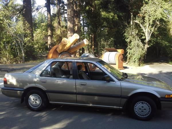 1987 Honda Accord LX