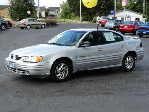 2001 *Pontiac* *Grand* *Am* 4dr Sdn SE1 ( Fast & Friendly Service