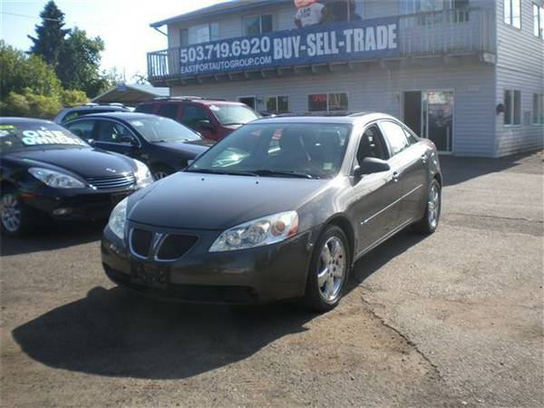 2006 Pontiac G6 !! Leather Loaded! 1 Owner!!!