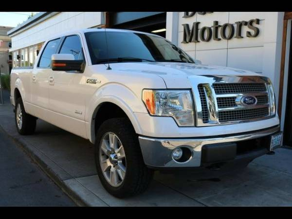 2011 *Ford* *F-150* *Lariat 4x4 Leather Nav Htd Seats* Truck