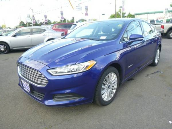 2014 *Ford* *Fusion* ** 4 Door