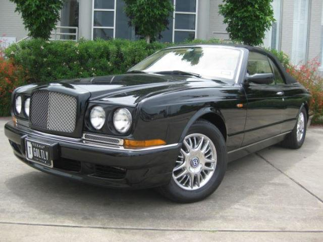 Used 2001 Bentley Azure