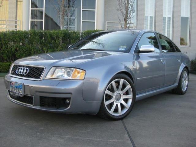 Used 2003 Audi RS6