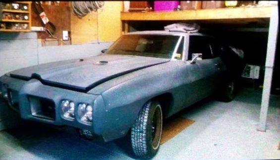 Used 1972 Pontiac