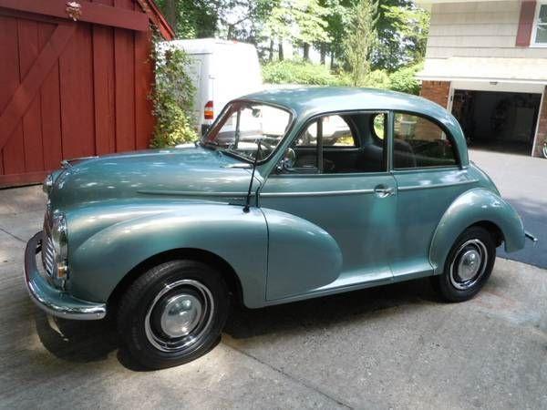 Used 1967 Morris