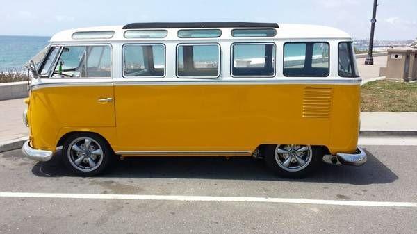 Used 1956 Volkswagen Microbus