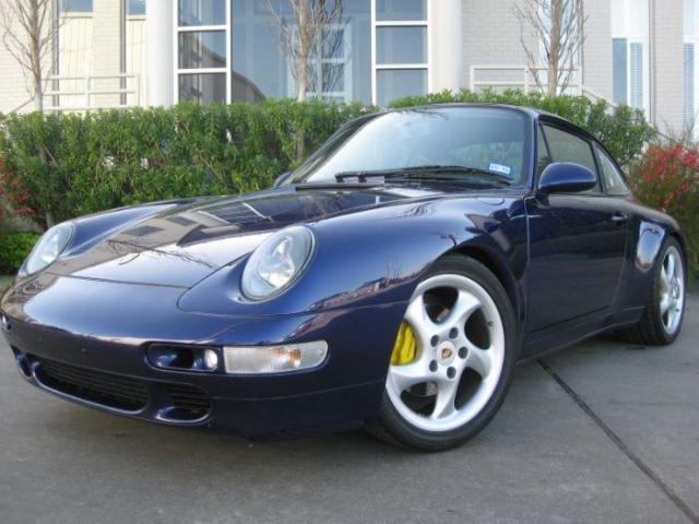 Used 1996 Porsche 911 Carrera 2